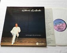 Gilbert LAFFAILLE Nettoyage de printemps LP 33T ACCORD ACV 130 001  (1978) MINT