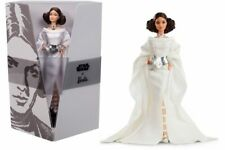 Star Wars Barbie NEW * Princess Leia * 2019 Gold Label Doll Mattel IN STOCK