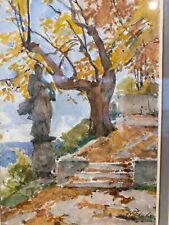 Wachau- Maler Eduard Zetsche