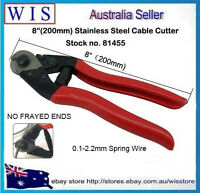 Stainless Steel Wire Cutter Cable Cutter for Wire Rope Aircraft Bicycle 4mm81455