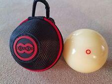 NEW Ballsak - Clip-on Cue Ball Case / Holder , Add Aramith Red Circle Cue Ball!!