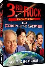 3rd Rock from the Sun Complete Series DVD Box Set Season 1-6 + Xtras NEW!