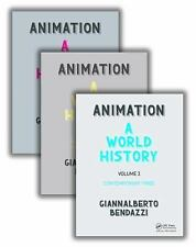 Animation: a World History : The Complete Set: By Bendazzi, Giannalberto