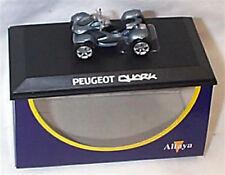 Peugeot Quark Quad Bike 1-43 scale by Altaya
