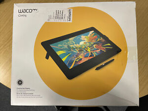 "Y69 Wacom Cintiq DTK-1660 16"" Pen Display Graphic Tablet - works well - tab only"