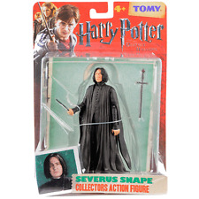 Harry Potter and the Deathly Hallows Severus Snape Collectors Action Figure Tomy
