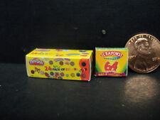 Dollhouse Play-Dah/ Crayons Box(Empty)