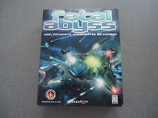 Fatal Abyss  WIN 95/98  NIB   NEW  Big Box