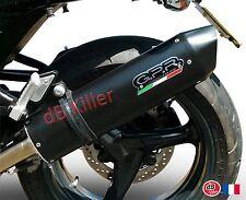 SILENCIEUX GPR FURORE ALU NOIR MOTO GUZZI GRISO 1200 8V 2007/16