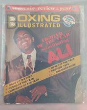 March 1976   Muhammand  Boxing Illustrated Magazine Vintage