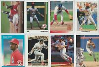 Lot of 19 Ozzie Smith cards (see photos) St Louis Cardinals