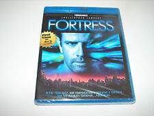 Fortress (Blu-ray Disc, 2013) RARE **OUT OF PRINT**   NEW FACTORY SEALED!!!