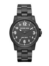 Michael Kors Men's Paxton Black Dial Watch - MK8532