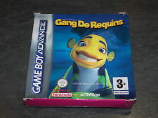 JEU GAME BOY ADVANCE GANG DE REQUINS COMPLET ACTIVISION OCCASION