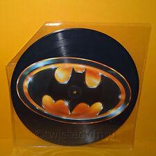 """1989 PRINCE - BATMAN MOTION PICTURE SOUNDTRACK 12"""" LP ALBUM PICTURE DISC VINYL"""