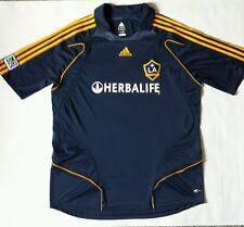LA Galaxy 2007 Adidas Climacool Jersey size XL