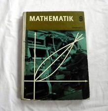 Mathmatik 9 - DDR Schulbuch (1964) (Geb.)
