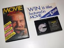 Betamax Video ~ Movie Video Magazine ~ No.2 ~ Jack Nicholson ~ Trailers etc.