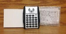 Star Trek Nemesis TRI-CORDER Style ~ 2002 MOVIE SWAG PROMO Calculator Tricorder