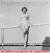 MARILYN MONROE 1948 SWIMSUIT BEAUTY (1) RARE 8x10 PHOTO