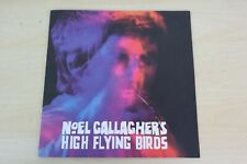 More details for noel gallagher's high-flying birds tour program 2016 22 page exc cond