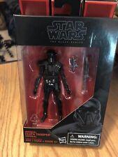 Star Wars Black Series Imperial Death Trooper 3.75?
