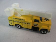 Matchbox Utility Truck Yellow MB33 with box