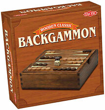 Backgammon Board and Traditional Games
