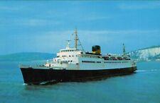 RTM Oostende Dover ferry KONNINGIN FABIOLA