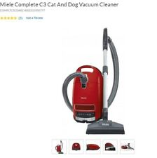 Brand New Miele Vacuum Cleaner Complete C3 Cat & Dog