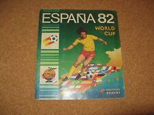 ALBUM PANINI -  ESPANA 82 - WORLD CUP - Complet  Bel État