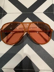 Vintage Ingo MAVERICK sunglasses (Brown)