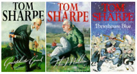 TOM SHARPE 3 BOOK SET VERY GOOD PORTERHOUSE BLUE