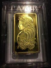 10 oz Gold Bar - Pamp Suisse Fortuna 999.9 Fine 24kt in Case w/Assay