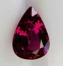 0.58ct!! NATURAL RUBY EXPERTLY FACETED IN GERMANY +CERTIFICATE AVAILABLE