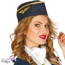 Sombreros, gorros y cascos de poliéster para disfraces y ropa de época, despedida de soltero