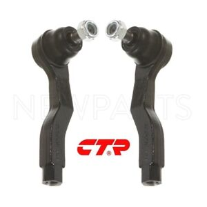 Pair Set of 2 Outer Tie Rod Ends CTR 53540SL0A01/53540SL0A01 for Acura NSX