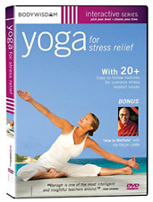 Yoga For Stress Relief DVD (2008) Barbara Benagh
