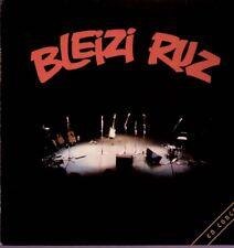 BLEIZI RUZ, en concert, France avant folk LP 1991