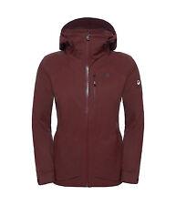 The North Face Women's SICKLINE Insulated Ski Jacket Deep Garnet Red M Med 10-12