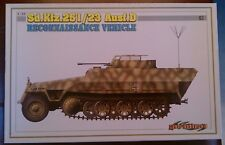 1/35 Cyber Hobby Dragon Sd.Kfz.251/23 Ausf.D Recon Vehicle MIOB tamiya DML #2