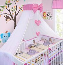 Nursery Cot Bedding Sets For Girls For Sale Ebay