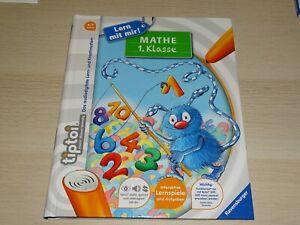 tiptoi Buch Mathe 1.Klasse