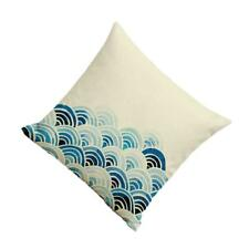 Multicolor Geometric Pattern Decorative Throw Pillow Case Cushion Cover #2