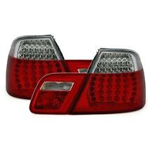 BMW E46 2dr coupe & M3 99 - 03 L.E.D. LED red clear tail rear lamps lights UK