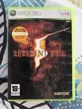 Jeu Microsoft Xbox 360 Pal FR Resident Evil 5