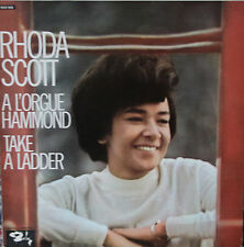"LP Rhoda Scott   ""A l'orgue hammond - Take a ladder"""