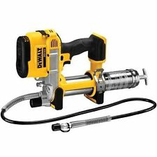 BRAND NEW DEWALT CORDLESS GREASE GUN 18V / 20V XR DCGG571  kit