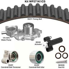 Engine Timing Belt Kit with Water Pump-Water Pump Kit w/Seals fits 95-04 Tacoma