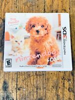 Nintendogs Cats: Toy Poodle And New Friends Nintendo 3DS
